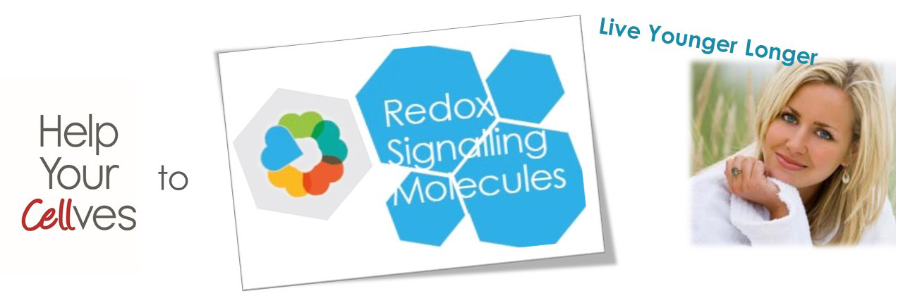 Live Younger Longer. Redox Signalling Molecules