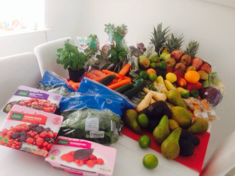 The 28 Day Power Cleanse – A Blog